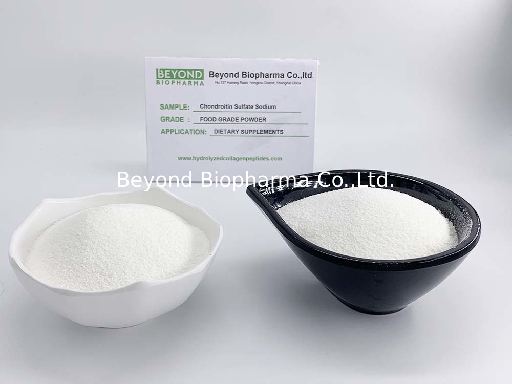 USP40 90% Bovine Sodium Chondroitin Sulfate For Foods Supplements